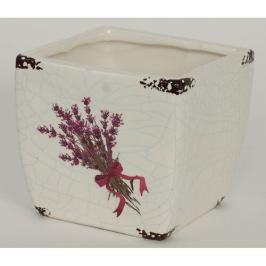 Keramický obal na květináč Melle, 12,5 cm