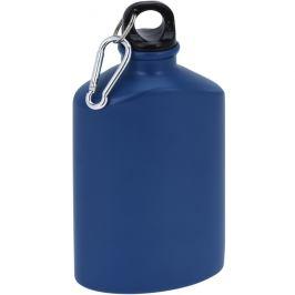 Sportovní hliníková láhev s uzávěrem 500 ml, navy