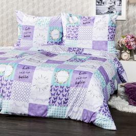 4Home Povlečení Lavender micro, 220 x 200 cm, 2 ks 70 x 90 cm