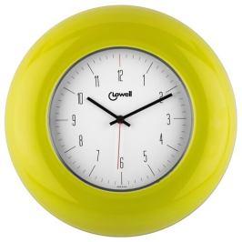Lowell 03300V Designové nástěnné hodiny pr. 33 cm