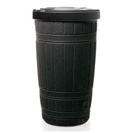 PROSPERPLAST Woodcan IDWO265 černý 265 L