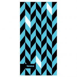 Towee Sportovní ručník DYNAMIC blue, 50 x 100 cm