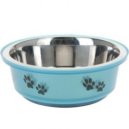 Miska pro psa modrá, 300 ml