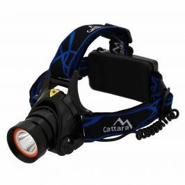 Cattara LED 400lm (1x XM-L+15x SMD) Čelovka
