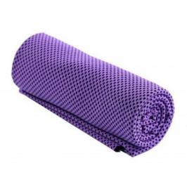 Chladící ručník fialový 32 x 90 cm - SJH 540E