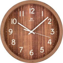 Lowell 00827N Designové nástěnné hodiny pr. 25 cm
