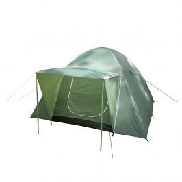 Nawalla Dvouplášťový stan pro 3 osoby zelená, 210 x 210 x 130 cm