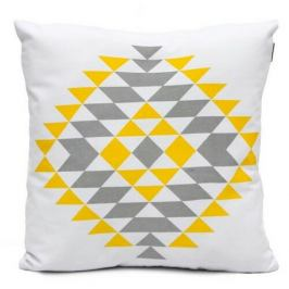 Domarex Povlak na polštář  Yellow Space Love