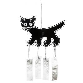 Strašák na ptáky - kočka