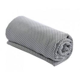 Chladící ručník šedý 32 x 90 cm - SJH 540F