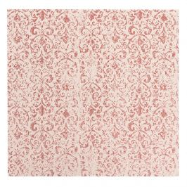 BO-MA Trading Ubrus červená, 85 x 85 cm