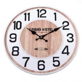 Nástěnné hodiny Grand Hotel, 34 cm
