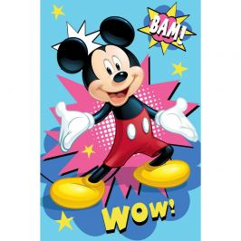 Jerry Fabrics Deka Mickey BAM, 100 x 150 cm