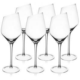 Orion Sklenice na bílé víno Exclusive, 6 ks