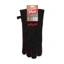 PE-PO Krbová a BBQ rukavice, levá