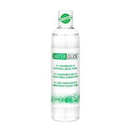 Waterglide Lubrikační gel 2v1 Aloe Vera 300 ml
