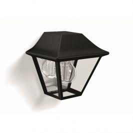 Philips 16494/30/PN Alpenglow Venkovní nástěnné svítidlo 18 cm, černá