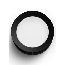 Philips 17390/30/P0 Actea Venkovní nástěnné LED svítidlo 19 cm, černá