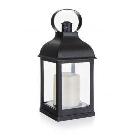 Home Decor Lucerna s LED svíčkou, 10 x 10 x 22 cm