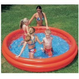 Bazén tříkomorový 122 x 25 cm, Acra