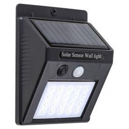 Rabalux 7933 Ostrava venkovní solární LED svítidlo s pohybovým senzorem, 12,3 cm