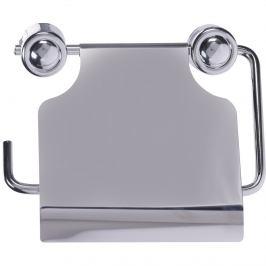 Držák na toaletní papír Sarmiento, stříbrná