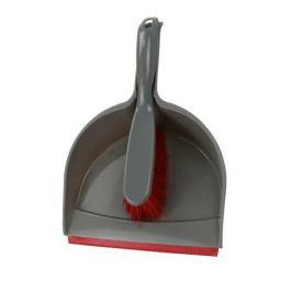 Toro Smetáček a lopatka s gumovou lištou, šedá