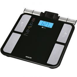 Sencor SBS 8800BK bluetooth fitness váha, černá