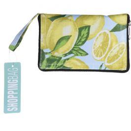 Skládací nákupní taška Lemon, 37 x 50 cm