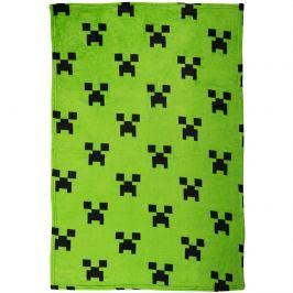 Halantex Deka Minecraft zelená, 100 x 150 cm