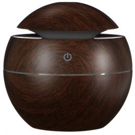 Sixtol aroma difuzér Ball tmavé dřevo 130 ml