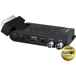 Set-top box Sencor SDB 550T černý