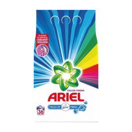 Ariel Prací prášek Touch of Lenor Color 2,75 kg