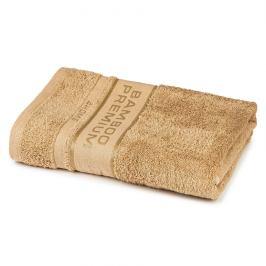4Home Osuška Bamboo Premium béžová, 70 x 140 cm