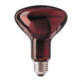Žárovka Philips Massive E27 100W infra červený