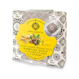 Topvet mýdlo Bambucké máslo s ylang-ylang a ovsem 115 g