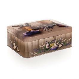 BANQUET LAVENDER Plechovka - box na čaj 24LAVRCT002