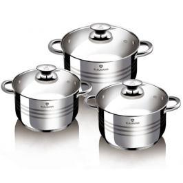 Blaumann 6dílná sada nádobí  Gourmet Line