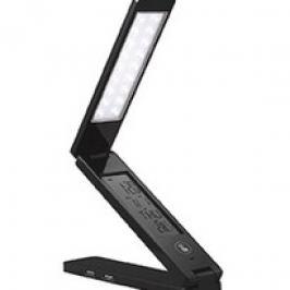 USB LED multifunkční stolní LED lampička s displej, Panlux PN15300004