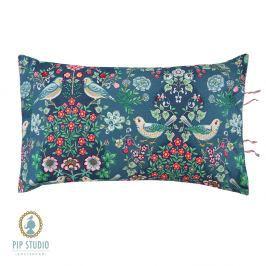 Obdélníkový polštář Pip Studio Oh My Darling 42x65 cm modrá