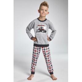 Chlapecké pyžamo Cornette Tractor  barevná
