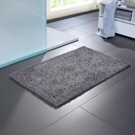 Koupelnová předložka Bologna šedá 60x100 cm šedá