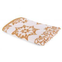 Kuchyňský ručník Mozaika béžový 50x50 cm béžová