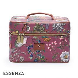 Kosmetický kufřík Essenza Tracy Masala kosmetická taštička bordó