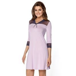 Dámská noční košilka Penelopa  fialová