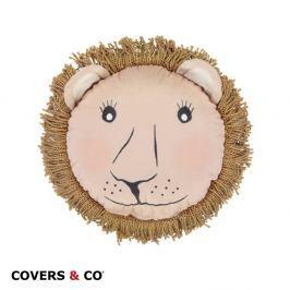 Dekorační polštářek Covers & Co Axel 32 cm béžová