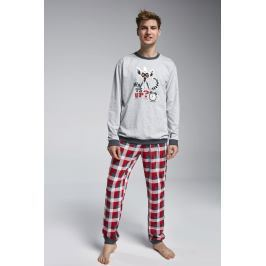 Chlapecké pyžamo Cornette Lemur  barevná