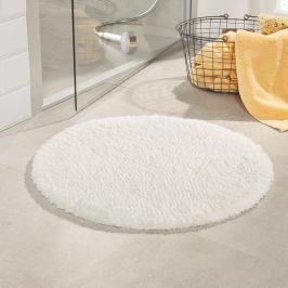 Koupelnová předložka Malmo ecru průměr 71 cm ecru