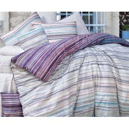 Povlečení Purple 140x200 jednolůžko - standard bavlna