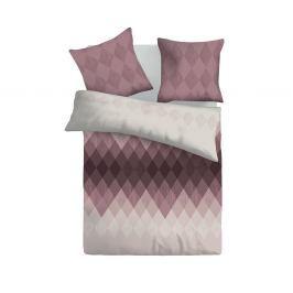 Povlečení Amethyst 140x200 jednolůžko - standard bavlna